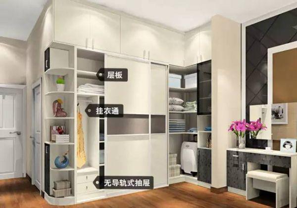 如何选择定制衣柜呢?