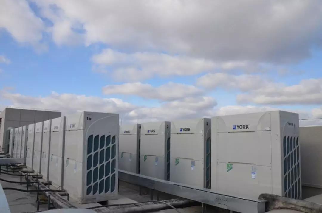案例直击|新万博manbetx体育app下载VRF助力威海捷普电子厂区打造综合空调系统解决方案