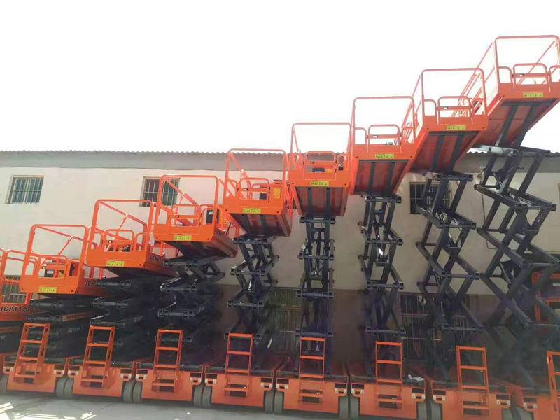西安升降车厂家