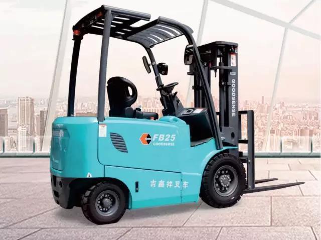 1.5-3.5吨西安电动叉车