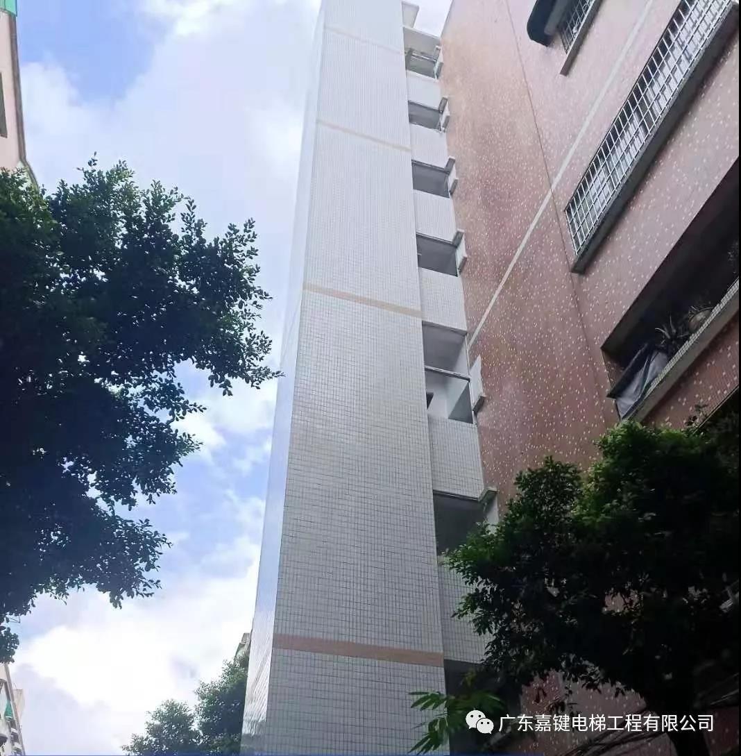 旧小区加装电梯