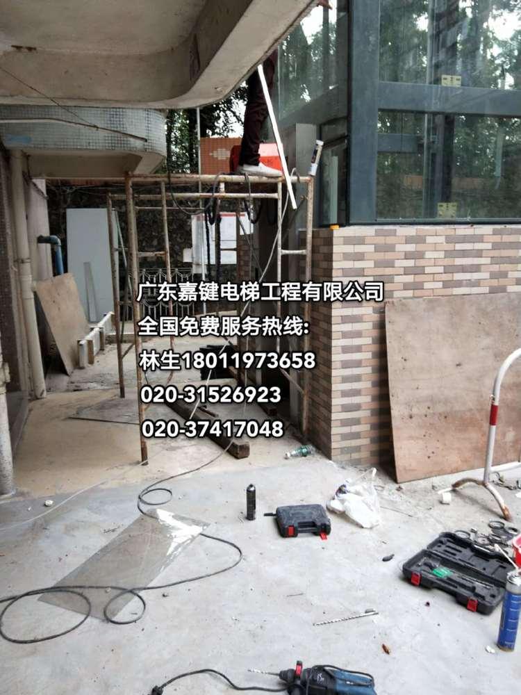 加建电梯工程