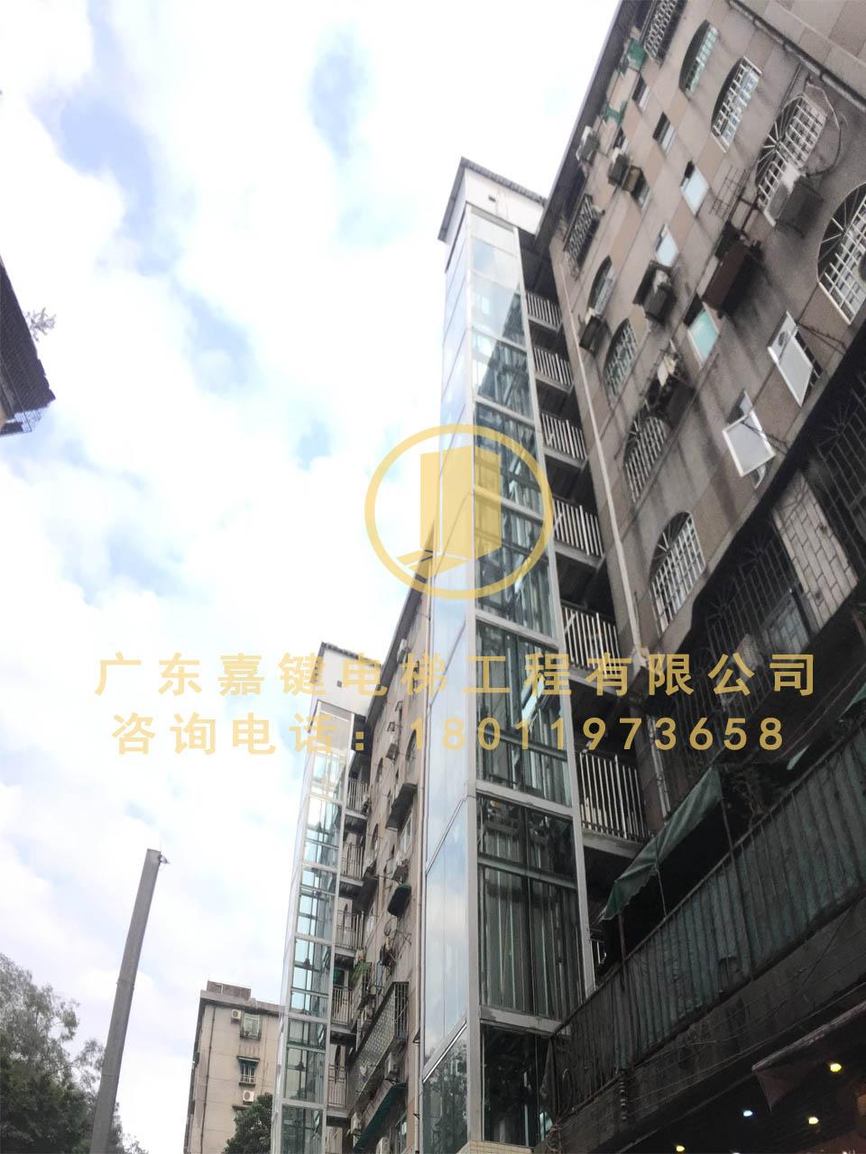 旧楼改造电梯