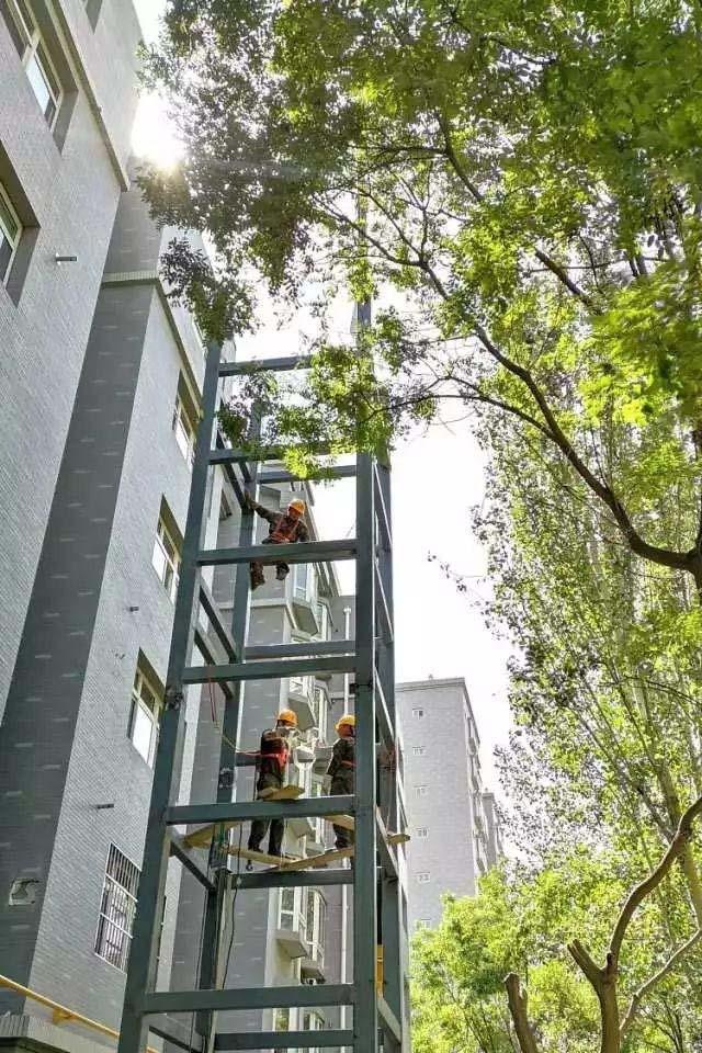 汕头既有住宅加装电梯.新规划指引来了,加装电梯要求政策,加装电梯工程