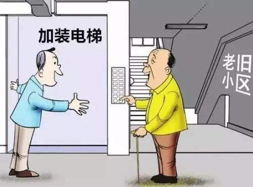 超全旧楼电梯加装知识100问(一)