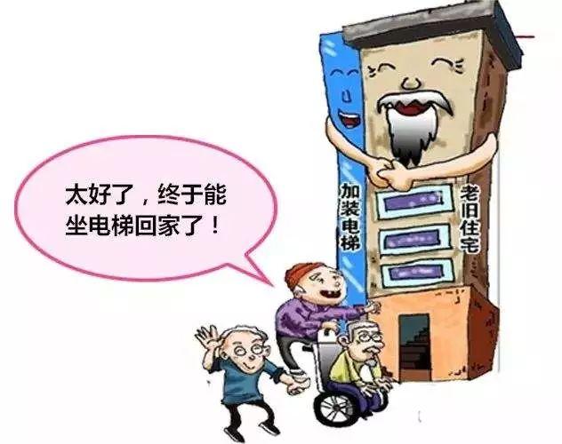 超全旧楼电梯加装知识100问(四)