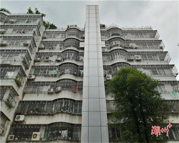 汕头旧楼加装电梯,潮州6年来装142条,你小区装电梯了吗?