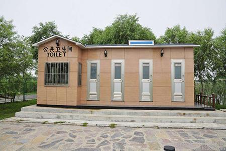 生态景区厕所