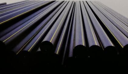 HDPE实壁电力电缆管