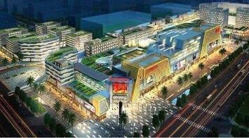 广州万达广场白云店工程