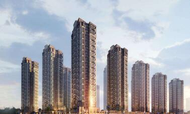 广州万科尚城工程
