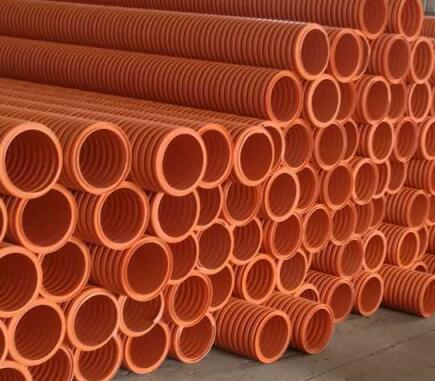HDPE波纹管推广和使用在我国一直处于上升阶段,各项使用指标都已经达到了使用标准