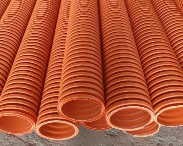 什么是HDPE双壁波纹管?为什么双壁波纹管会这么受到建筑行业的喜爱呢?