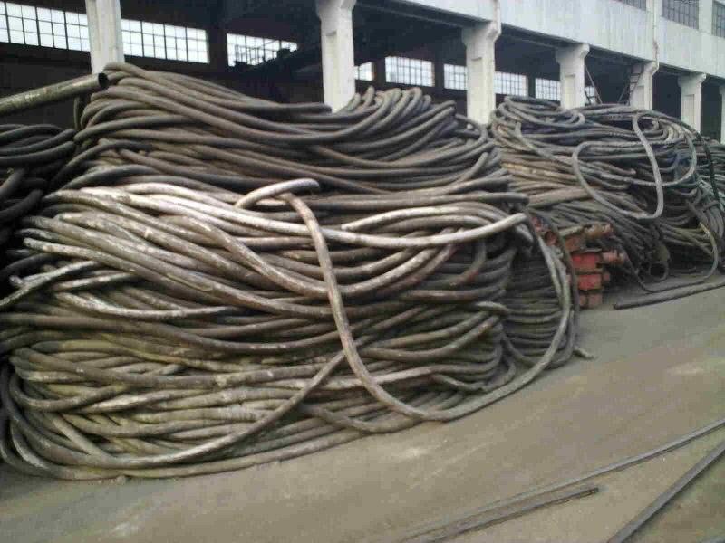 乌海库存积压物资回收-电缆回收