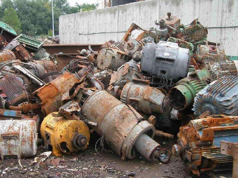 库存积压物资回收-废旧设备回收