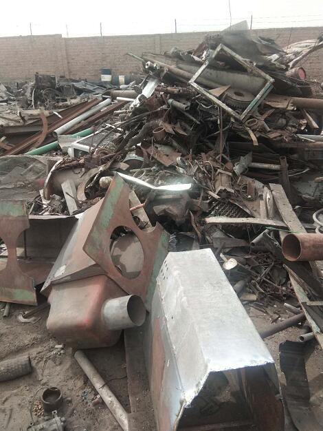 一站式服务废铁回收工作