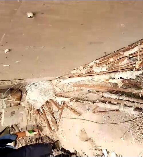 乌海蒙西废旧金属铁回收环境处理正在进行中