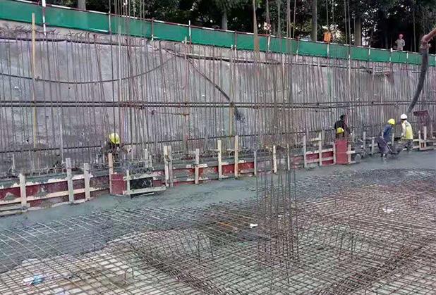 預制成都混凝土的墻板分類及機械設備出產工藝。