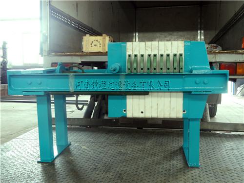 河南压滤机-手动压滤机