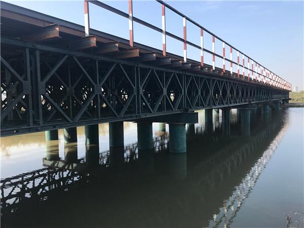 四川钢便桥的特点有哪些?你知道吗?