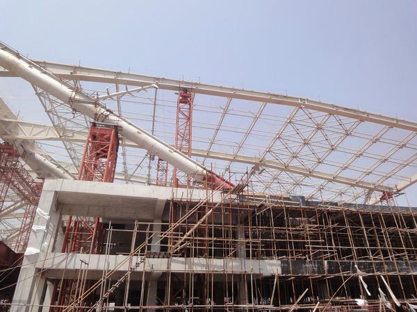 四川钢结构工程的五大注意事项