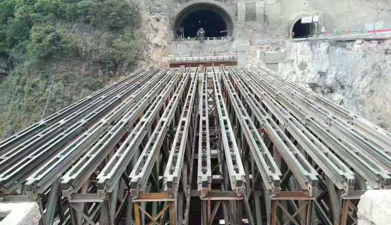 成都钢便桥