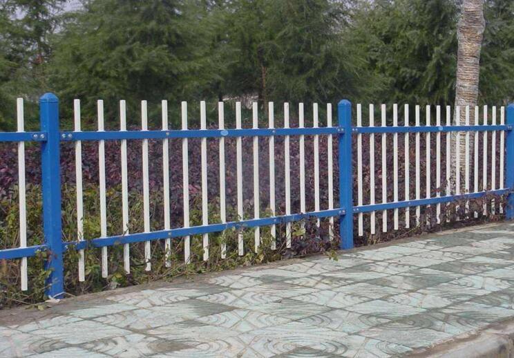 钢护栏安装