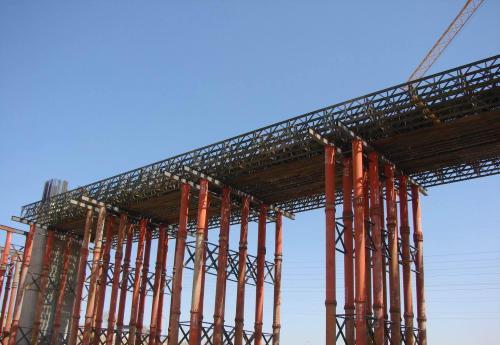 四川钢便桥的适用范围及特点介绍