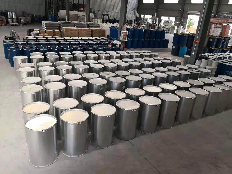 湖北某胶业公司使用我司重钙粉工程案例
