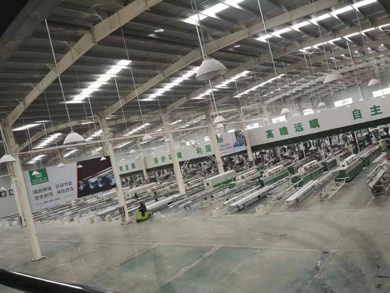 河南某塑业使用我司钙粉类产品工程案例