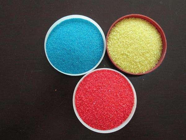 彩砂使用在分类上大相径庭,这么多种你都知道吗?