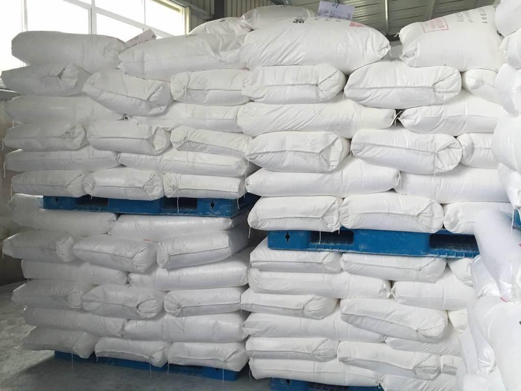 轻质碳酸钙仓库图