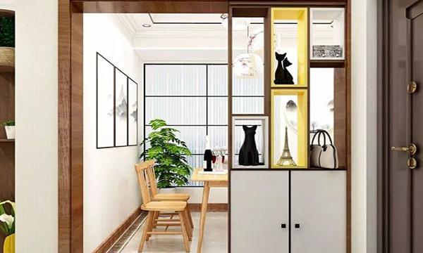 小戶型玄關設計指南,給你宜昌家居設計靈感