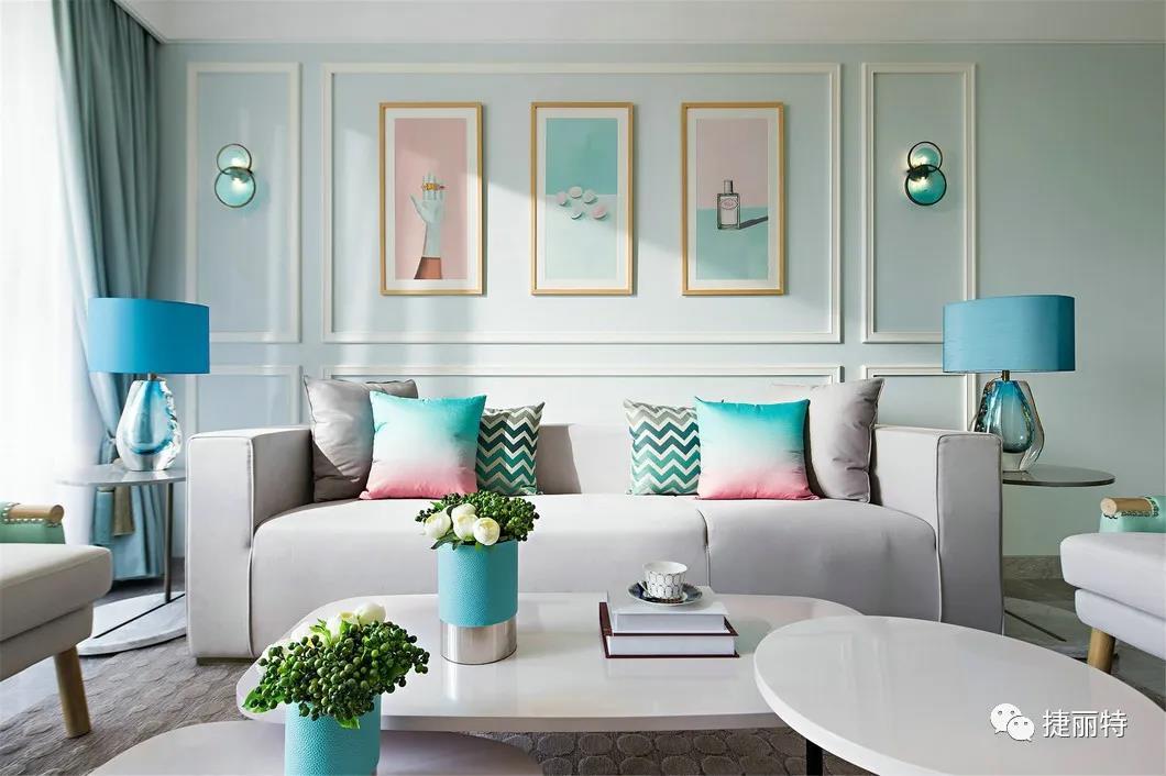 客廳沙發顏色怎麽選擇,收藏好,讓你選擇不再困難!