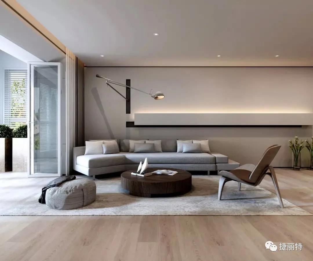 極簡裝修的風格特點有哪些?簡單教你幾招,打造出清爽舒適的家!