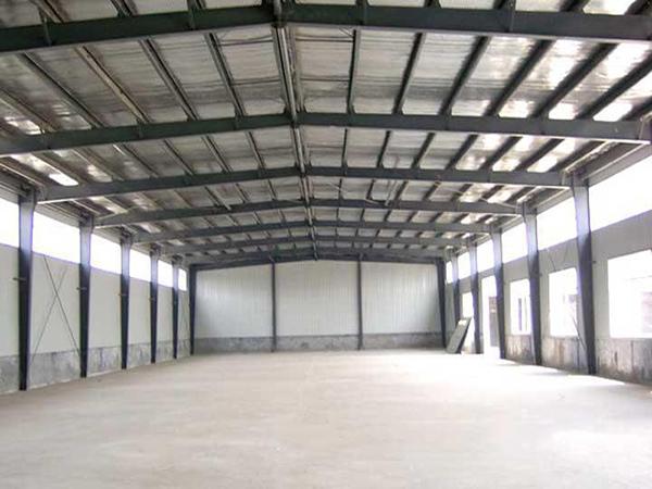 标准钢结构厂房
