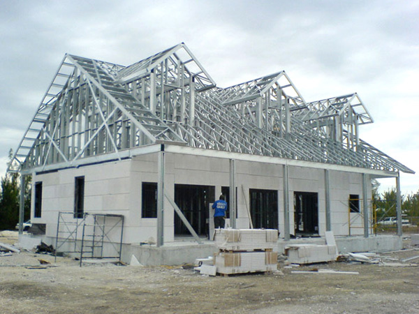 鋼結構房屋建筑