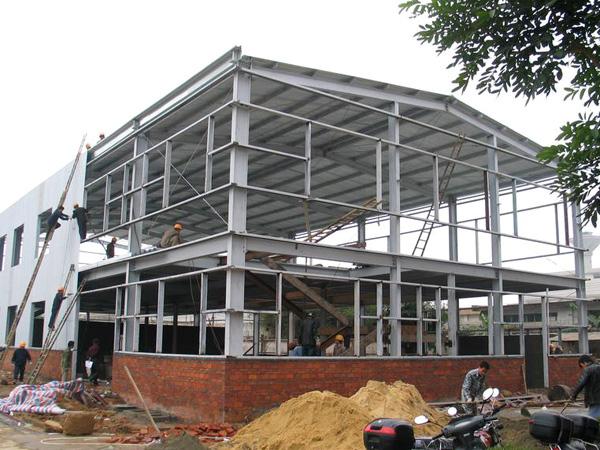 輕鋼結構房屋