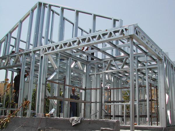 鋼結構房屋
