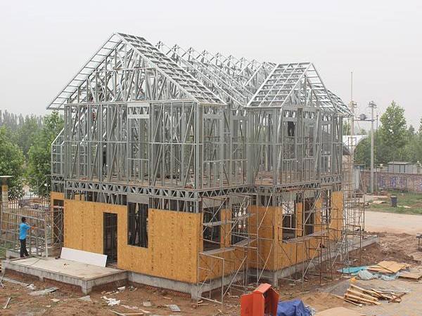 钢结构民房