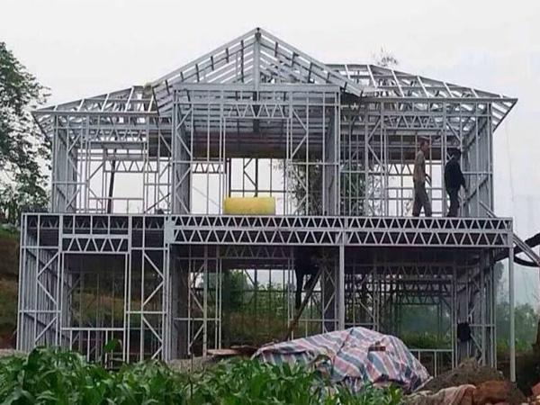 农村钢结构房屋