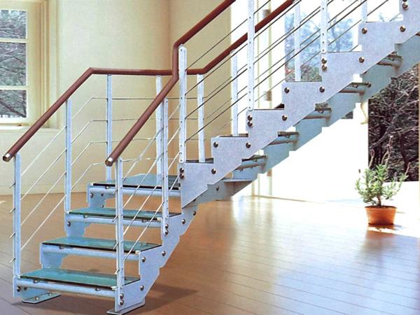 钢结构楼梯栏杆扶手