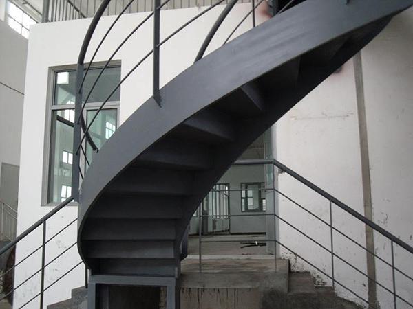 室外钢结构楼梯价格