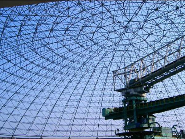 輕鋼結構網架