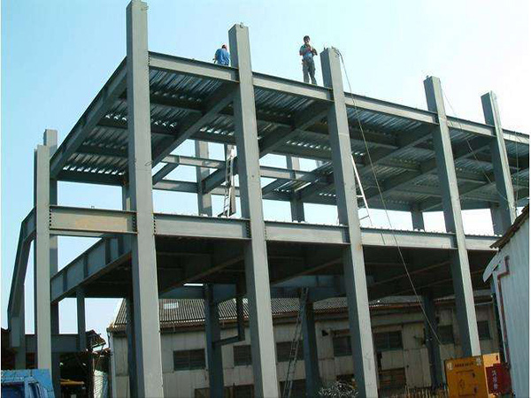 鋼結構住宅樓