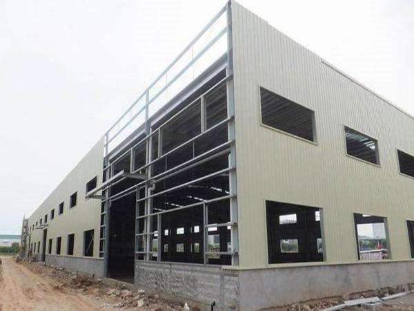 轻型钢结构厂房价格