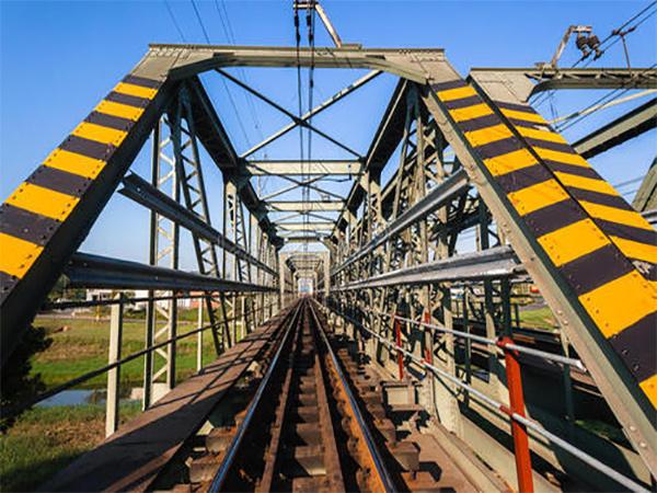 钢结构铁路桥梁