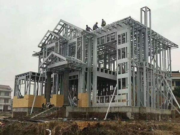 重钢结构房屋