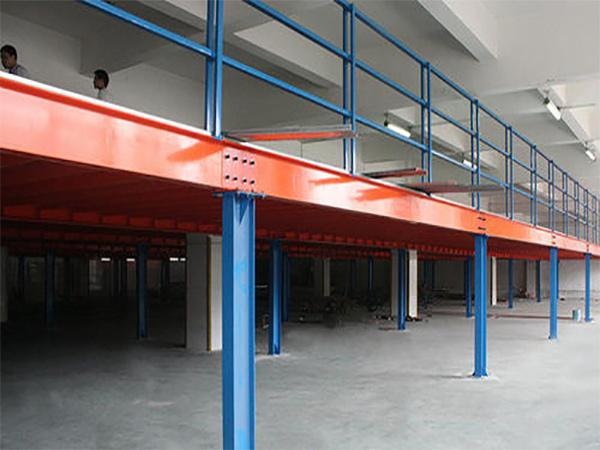 仓库钢结构阁楼