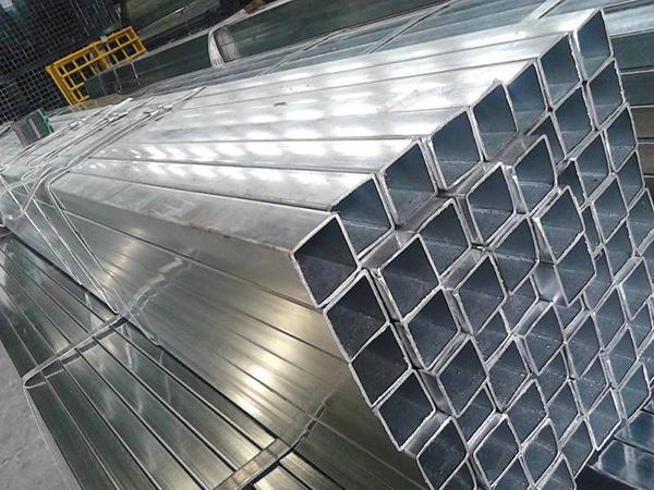 热镀锌方管生产厂家
